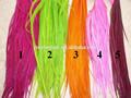 2014 Nueva llegada venta caliente pluma de gallo, la extensión del pelo de la pluma, pluma larga