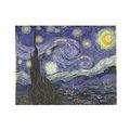 فان غوخ يلة النجوم/ ليلة لوحات المناظر الطبيعية للنفط/ اللوحات الزيتية صورة مخصصة