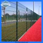 Metal Picket Fence