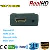 Mini 1080p VGA to HDMI Converter