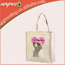 High Quality Blank Cotton Tote Bags