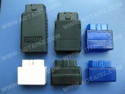 Auto diagnostic tools elm327 OBD bluetooth enclosure OBD adapter convertidor de cable hdmi al cable rca