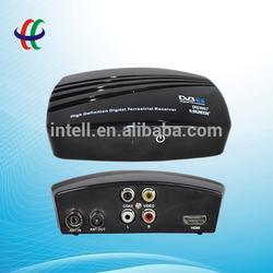cheapest mini DVB-T2+USB 2.0 &HD 1080P Full HD+MPEG-4/H.264+Multicas+PVR+view JPEG