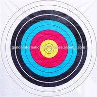 Archery Target face