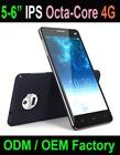 New 5- 5.7 inch MT6752 Octa-core 4G LTE Smartphone, Octa-core 4G LTE Smart phone with android 4.4 FDD-LTE smartphone smart phone