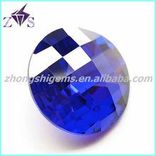 Round shape cubic zirconia Gem 21 wholesale synthetic cz diamonds