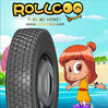 Truck Bus Tires, ROLLCOO Brand TBR with ITALY Technology, Malaysia natural rubber promise excellent quality, 315/80R22.5
