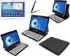 Ultra Slim Bluetooth Wireless Keyboard Hard Case Cover For Samsung Galaxy Tab 3 10.1 P5200 P5210