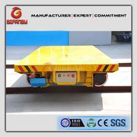 steel factory rail transfer car