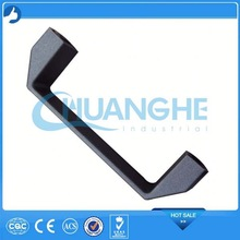 Made in china OEM cheap iron plate door handles