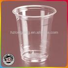 [China wholesale] 1oz-24oz Clear Disposable PET Plastic Cup