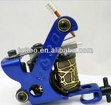 Nueva llegada clásico del tatuaje de la ametralladora para trazador de líneas y Shader 8 bobina del abrigo