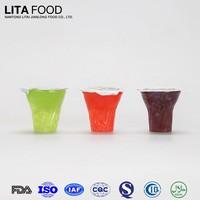 Brand name fruit flavor jelly fruit juice