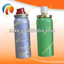 35mm diameter Supply Aluminum aerosol cans