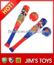 2014 New product kid's best outdoor toy leather baseball bat Wholesale best baseball bat size