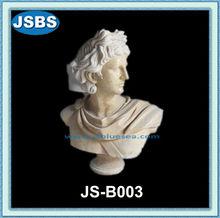 Home Decoration Natural Stone Famous Bust Sculpture