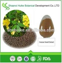 De semillas de cassia naturales extrae powder 10 : 1 / semilla de la casia extracto