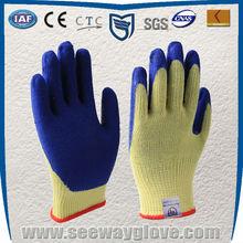 latex coated labor glove