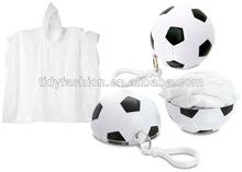 Disposable Plastic Emergency PE poncho ball