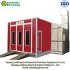Ordinary oil heating spray booth