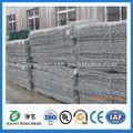 2014 venda quente galvanizado gabion arame de ferro/cesta gabion
