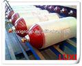 75L Tipo II materiales compuestos de fibra de vidrio aro forrado cilindro de GNC