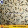 natural de china losas de granito amarillo de los precios de granito por metro