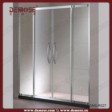 corner shower bath cabin/glass shower screens for home
