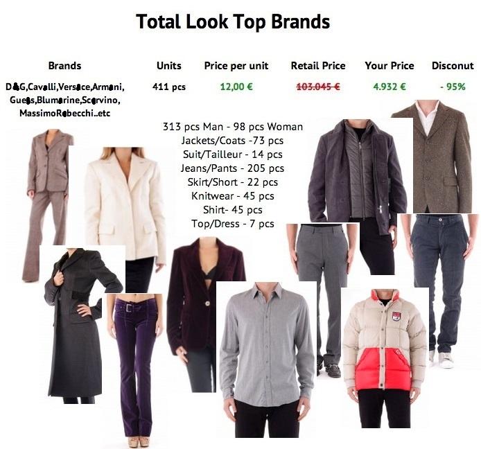Italian top brands   T...
