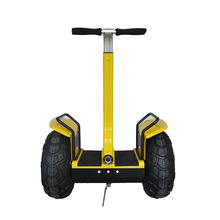 Country cross two big wheel self balancing electric scooter for golf use,golf scooter