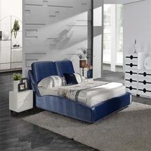 adult metal bunk beds fabric bed frame LK-1421