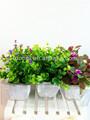 artificiale decorativo di plastica misto erba bonsai in vaso ornamentale impianto al coperto