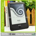 Migliore qualità androide TTS audio ereader buoni libri e ebook reader e-ink
