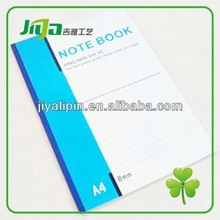 Hot sell noble Paper cover notebook fo gift