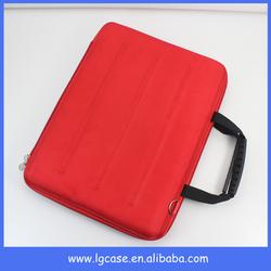 12 inch hard eva laptop body case with portable handle