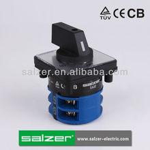Salzer rotary interruptores de levas sa32 2-2( tuv, ce y cb aprobado)