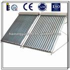 Multi-application vacuum tube heat pipe parabolic solar collector