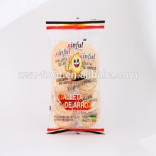 Snack di riso dolce(made in Cina)