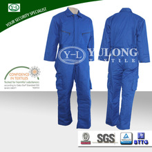 sell weave acid alkali retardant work clothes used in factory