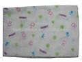 de algodón de gasa impresa reutilizables bebé pañales paños