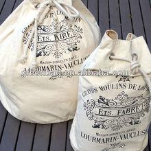 Washable friendly heavy duty canvas laundry bags