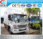 FOTON 1-10T Van Truck , Van Cargo Truck, 4x2 Pump Truck for hot sale