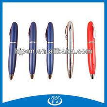 2014 Colorful Fat Size Short Metal Pen Twist short Pen