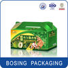 Nice fruit packaging box/Beautiful corrugated paper box for fresh fruit/High quality fruit packaging box