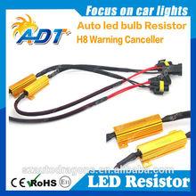 High Power auto led resistor 50w 6Ohm led load resistor slove warining blinking flash