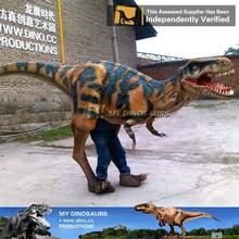 MY Dino-Quality handmade dinosaur costume for adults
