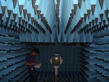 Antenne chambre ( MIMO LTE ) active système de mesure