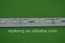 Reasonable price and high quality SMD5630 led rigid bar 72led/m 12mm high brightness