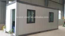 B.R.D foam PU roof sandwich panel for prefab house