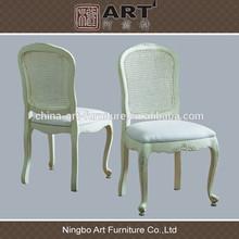 Antique living room furniture european design wooden dining chair